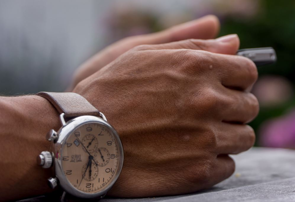 The watches that Wall Street bankers wear really